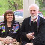 Ann Smith och Erik Yvell